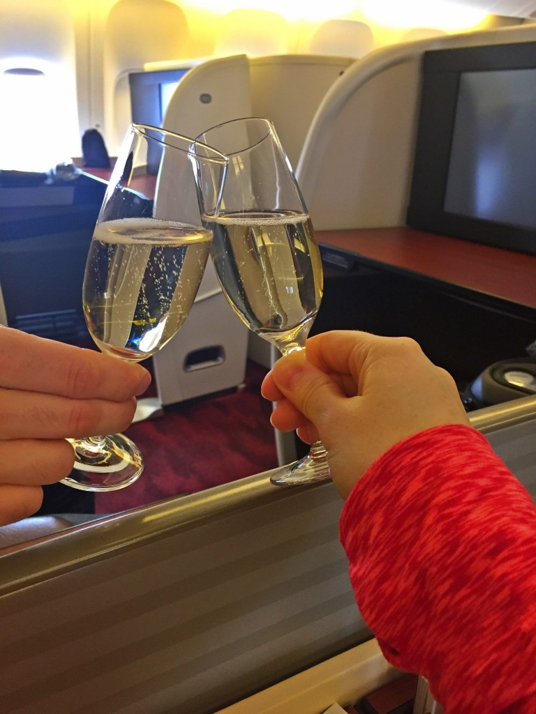 JAL First Class Suite and the Best Flight of My Life