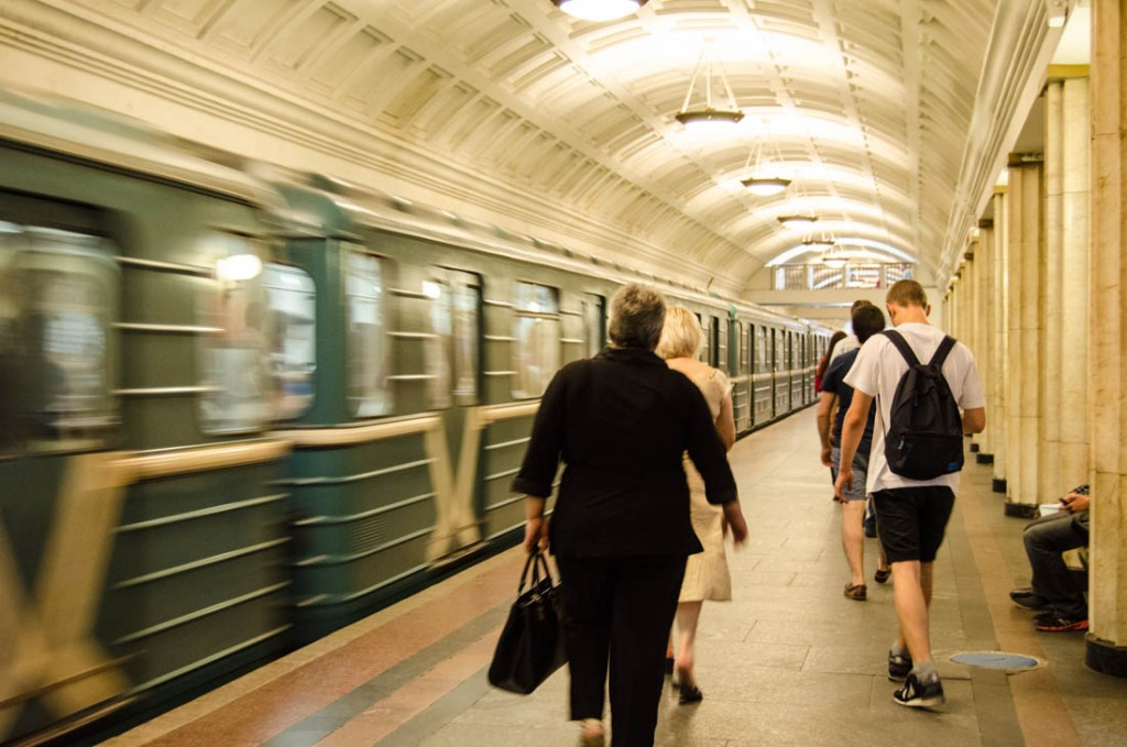 Moscow's Magnificent Metro