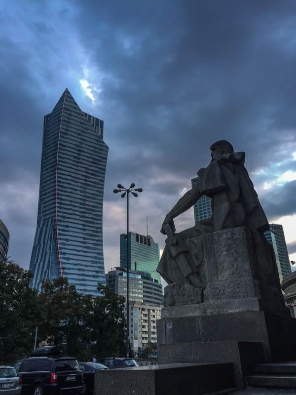 Warsaw's Phoenix Story