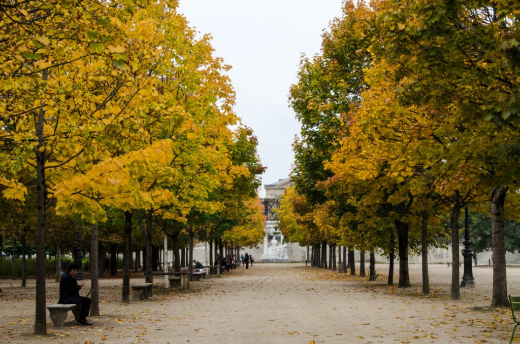 I Love Paris in the Fall