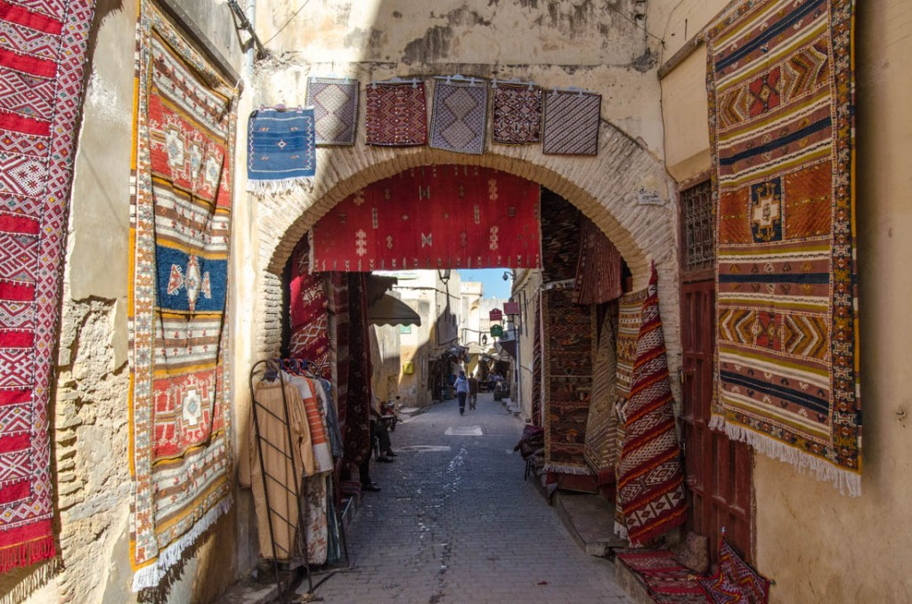 Lost and Found in Fez