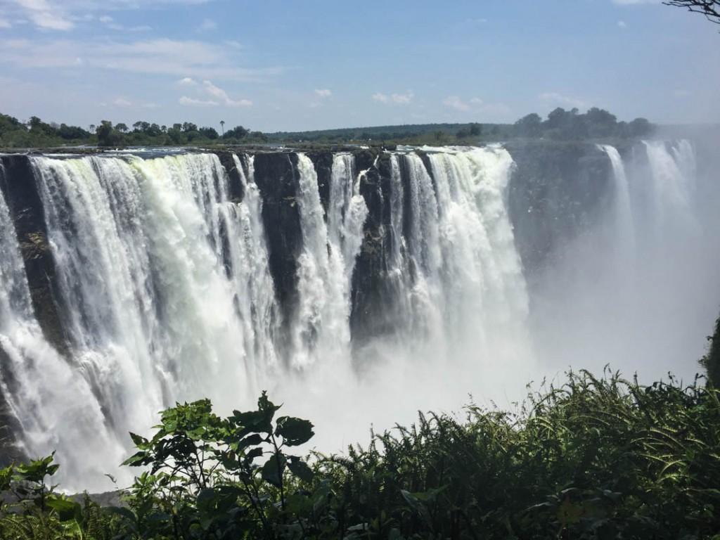 Zim, Zam, and Victoria Falls