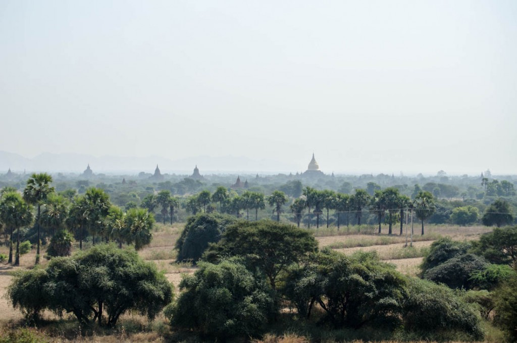 A Boy, A Girl, and an eBike in Bagan
