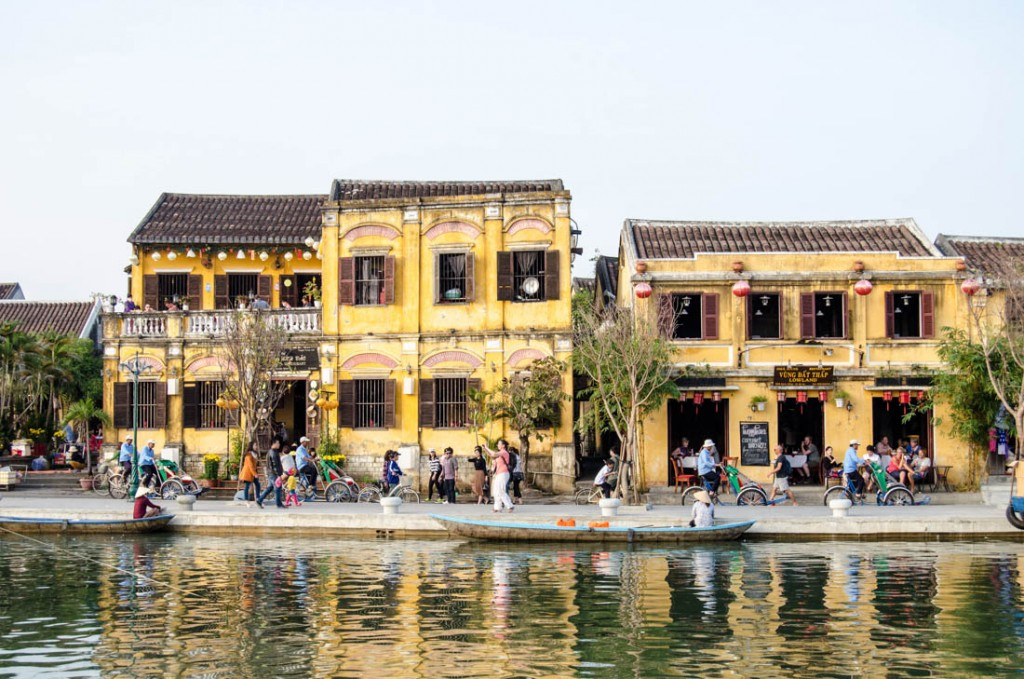 Suiting Up in Hoi An