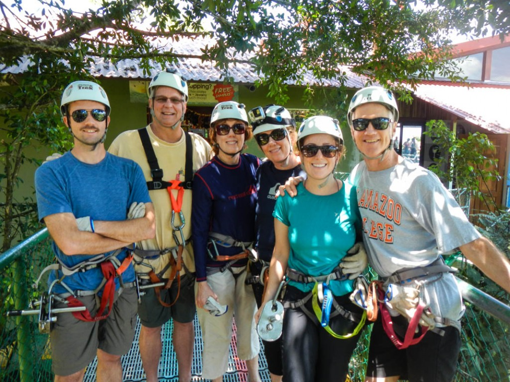 A Costa Rican Family Vacation