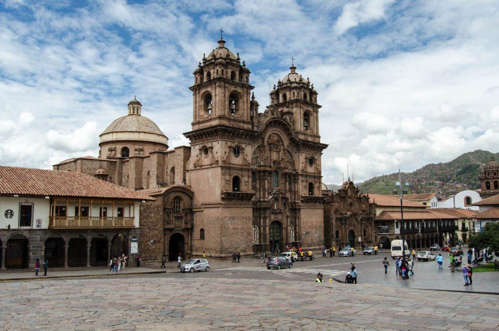 In Cusco and Lima, Peru